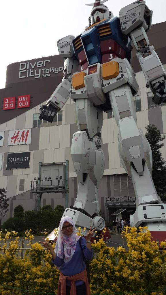 My rabuu Gundam-kun