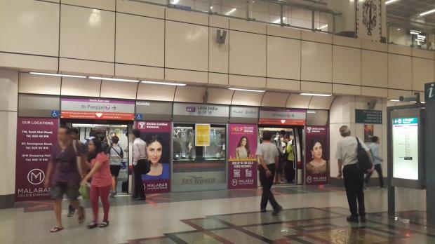 Little India Station, Singapore